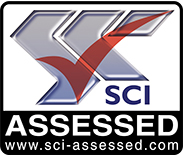 SCI Assessed Logo