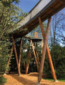 STIHL, Treetop Walkway  Westonbirt the National Arbotretum