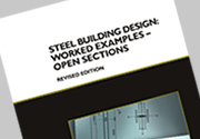 Steel Building Design: Worked Examples - Open Sections (P364)