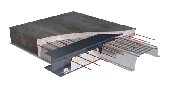 Decking firm spans the gap with TR220