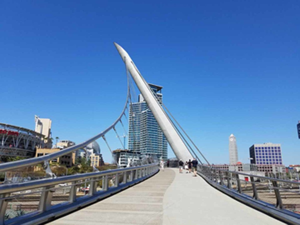 Stainless Steel in Vehicular, Rail and Pedestrian Bridges