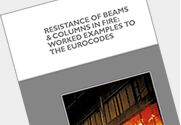 Resistance of beams & columns in fire: Worked examples to the Eurocodes (P403)