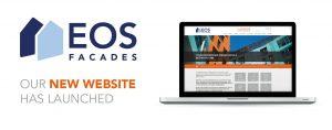 EOS Facades Website Launch
