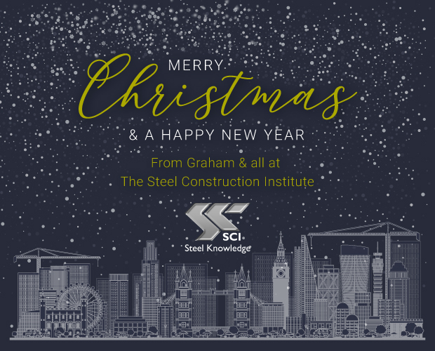 Merry Christmas & A Happy New Year from all at SCI