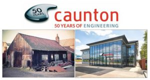 Caunton Engineering celebrates 50 years