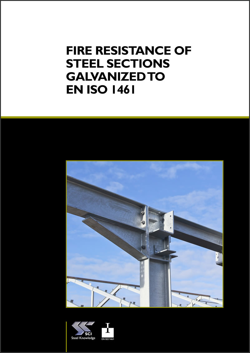 Fire Resistance of Steel Sections Galvanized to EN ISO 1461 (P429)