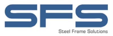 Steel Frame Solutions Logo