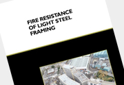 Fire Resistance of Light Steel Framing (P424)