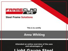 Frameclad Webinar