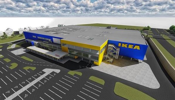 Caunton IKEA