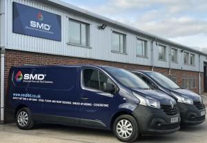SMD vans