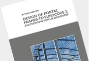 Design of steel portal frame buildings to Eurocode 3 (P399)