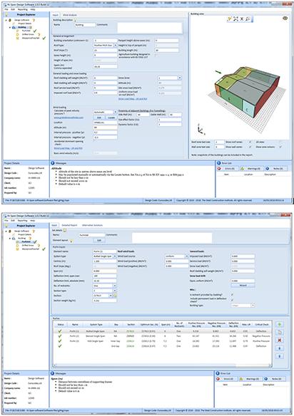 Hi-SPAN Design Software