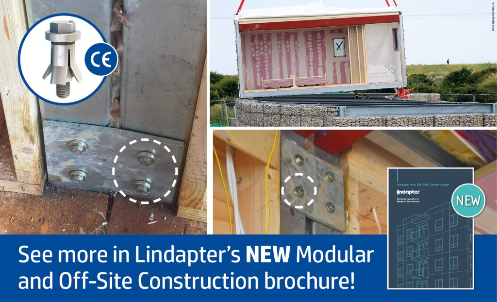 Lindapter Steel Fixings For Modular Construction