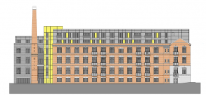 Fusion Building systems to provide LGS superstructure for Solus Homes' redevelopment of Morley Street Mill