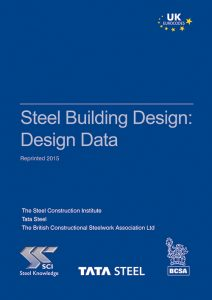 P363 - Steel Building Design: Design Data